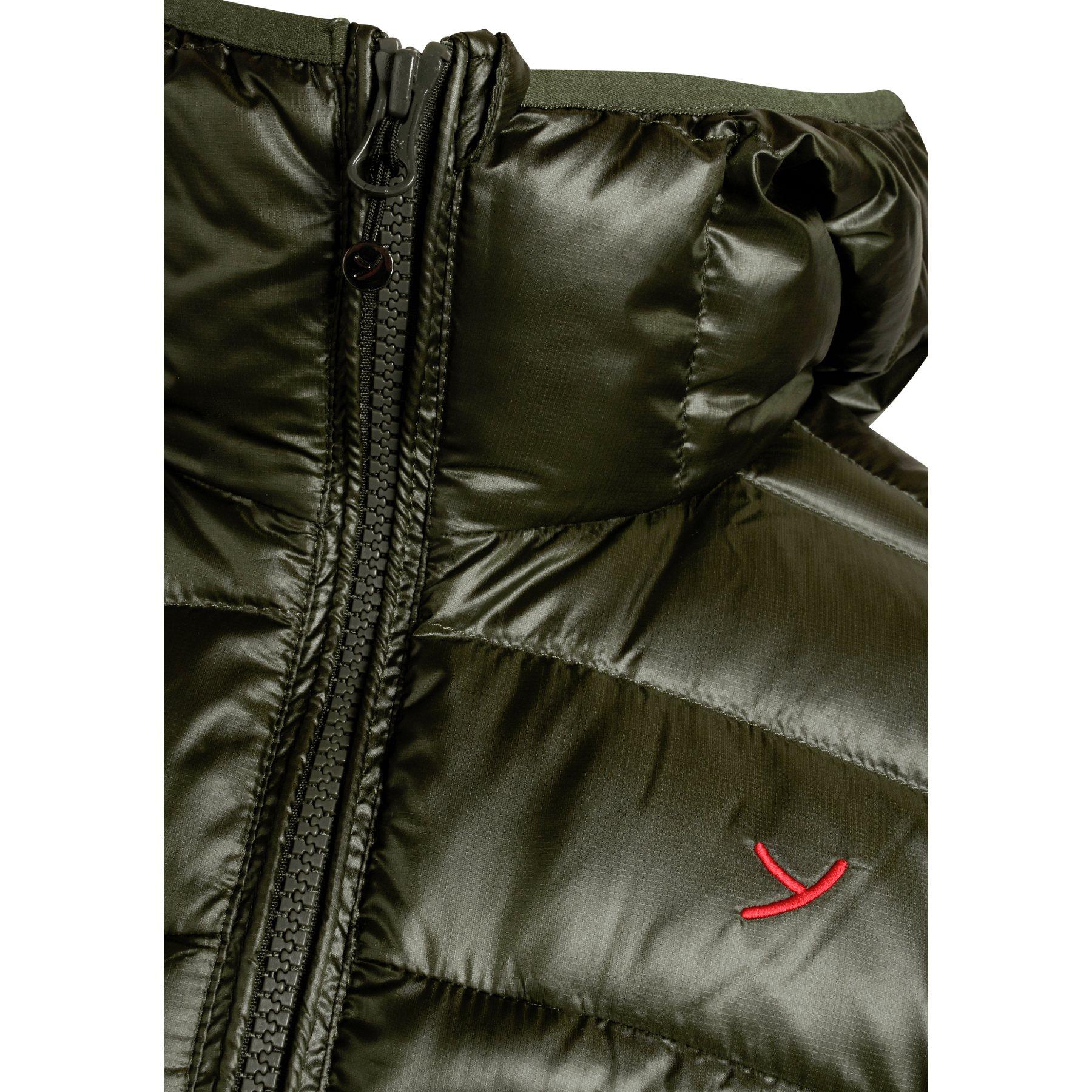 Image of Y by Nordisk Payne Men's Hooded Down Jacket - deep depth