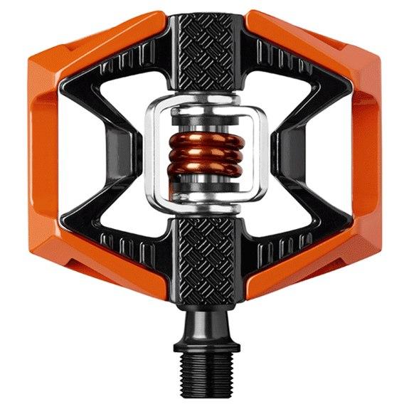 Crankbrothers Double Shot 2 Pedal - orange/black/orange