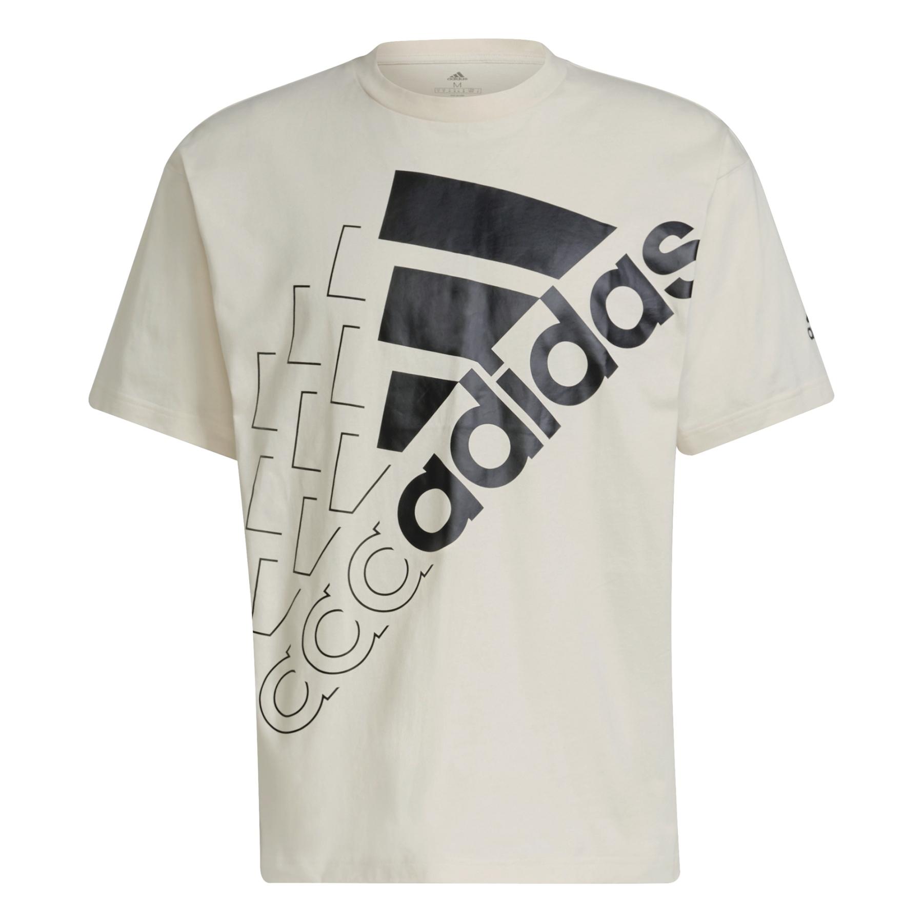 adidas Bluv Sport Essentials T-Shirt - wonder white/black H14667