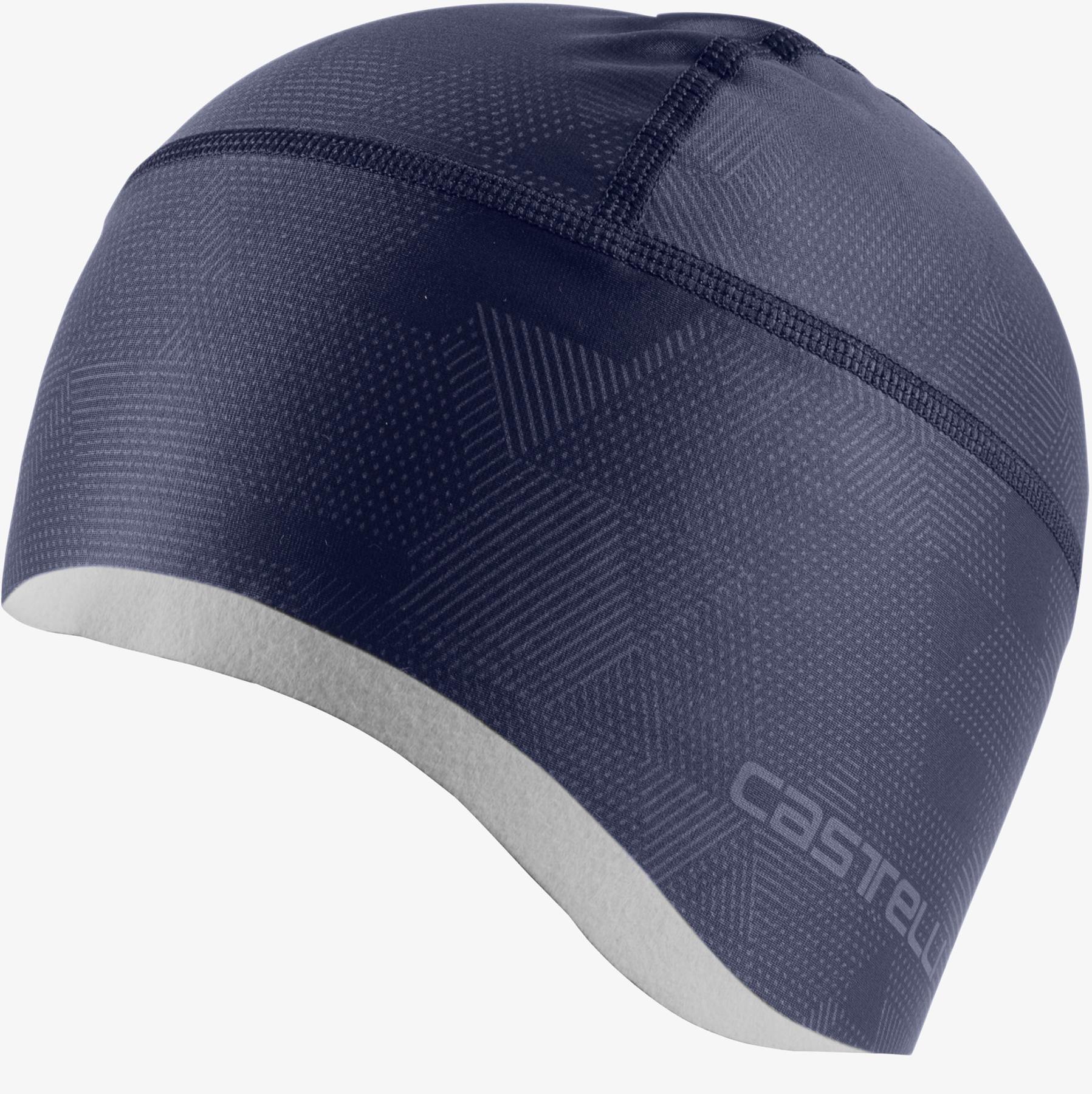 Produktbild von Castelli Pro Thermal Skully Unterhelm - savile blue 414