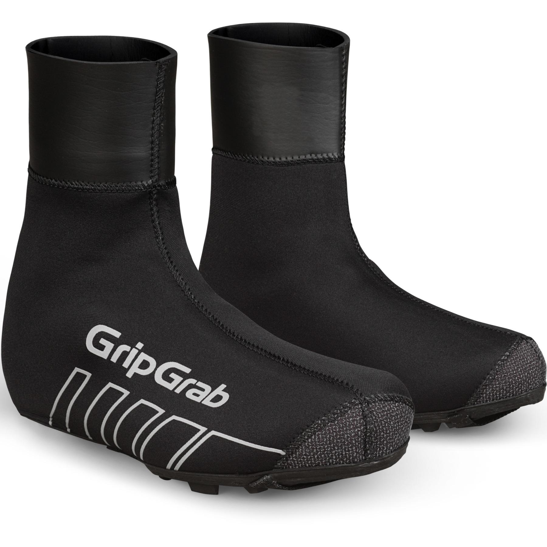 Produktbild von GripGrab RaceThermo X Wasserdichter Winter MTB/CX Überschuh - black