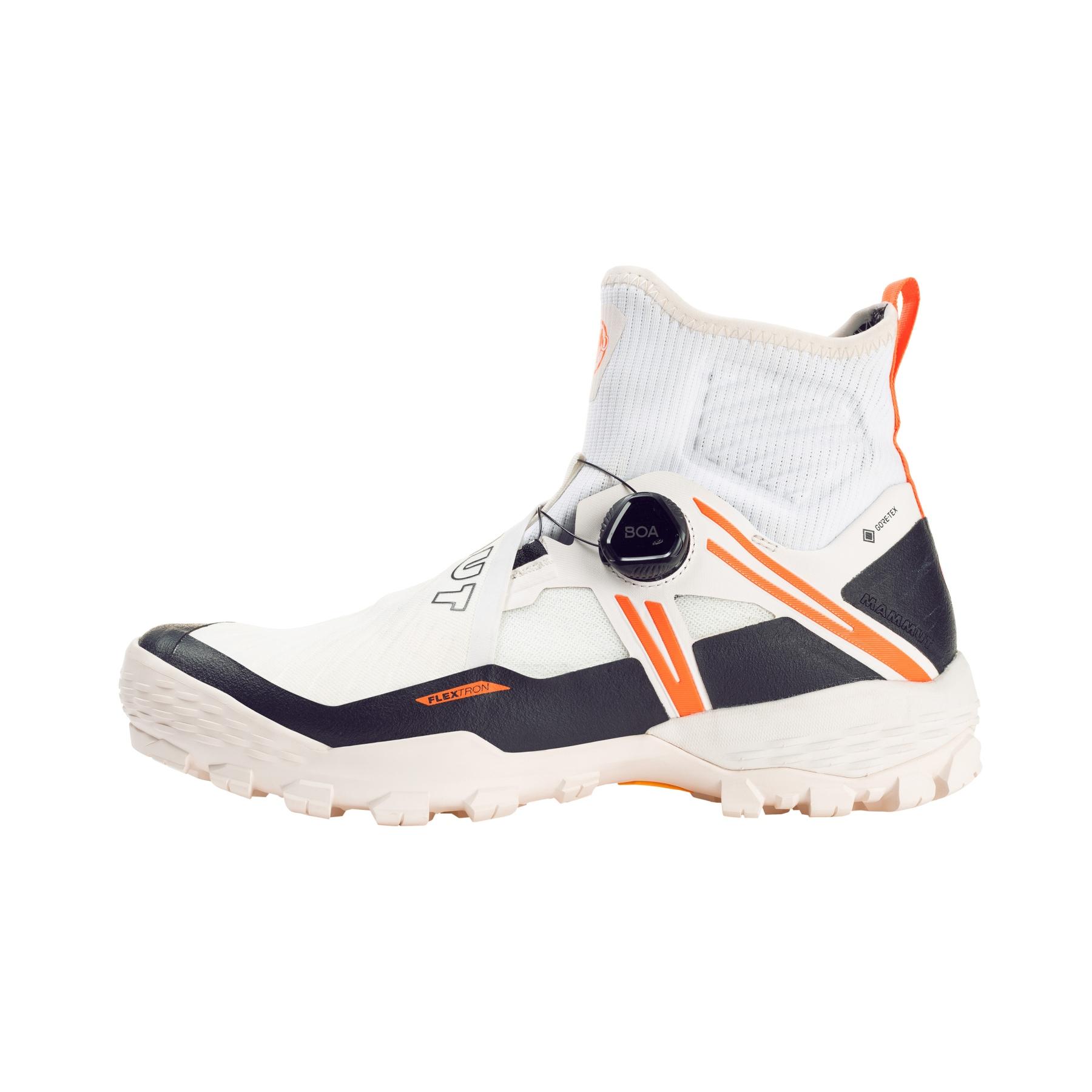 Mammut Ducan BOA® High GTX® Zapatillas para hombre - white-black