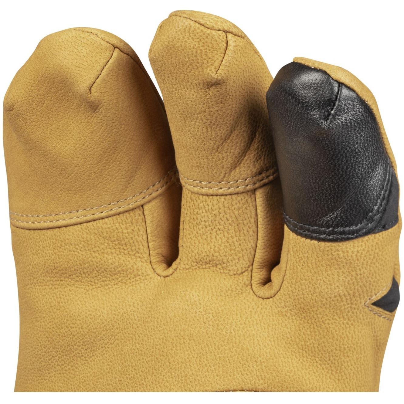 Imagen de 45NRTH Sturmfist 4 Finger Guantes de Cuero - tan