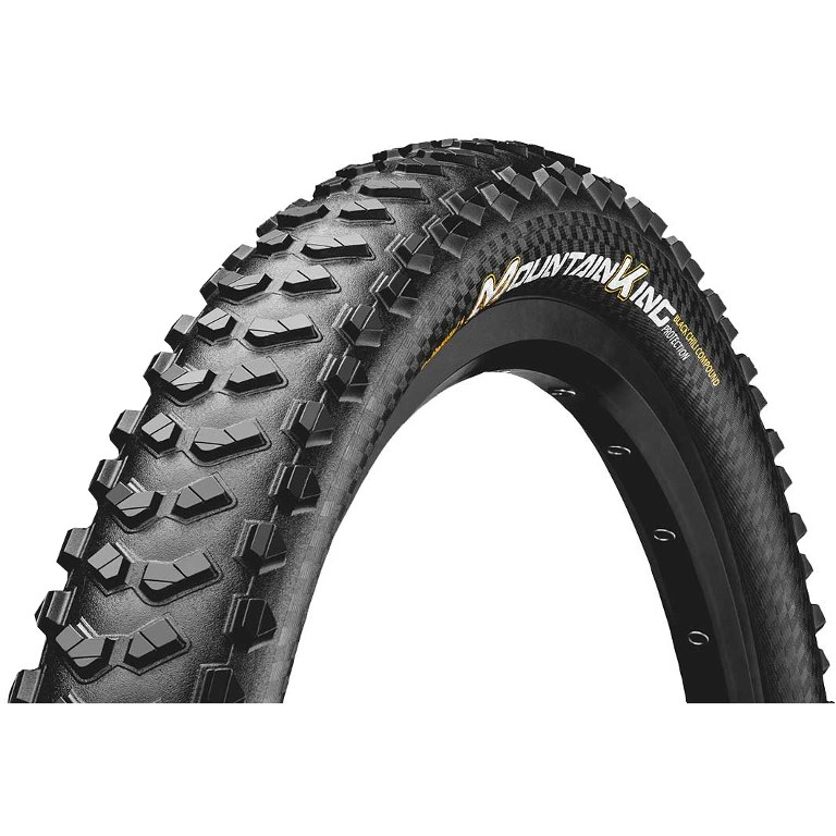 Continental Mountain King ProTection MTB Folding Tire - 27.5x2.6 Inches