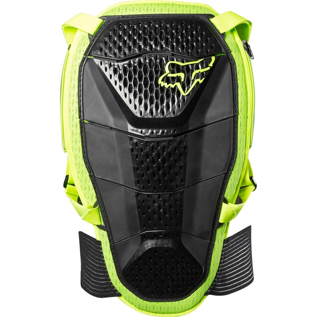 Image of FOX Titan Sport Jacket - flo yellow