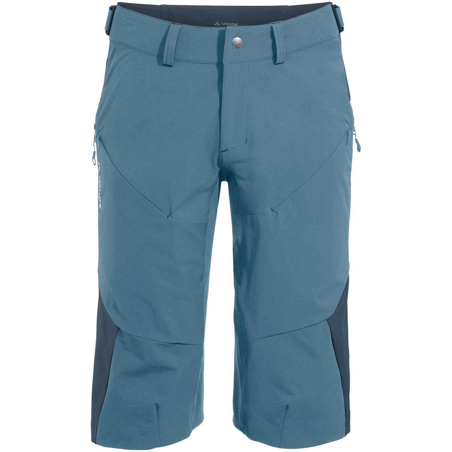 Vaude Moab MTB-Shorts IV - blue gray