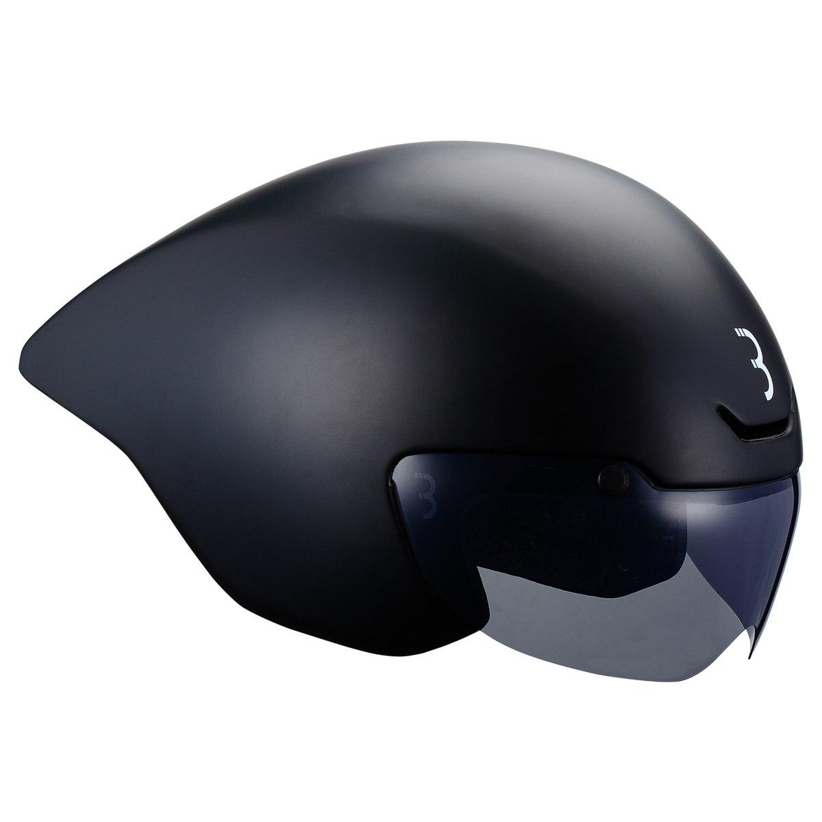 Image of BBB Cycling Aerotop BHE-62 Aero Helmet - matt black