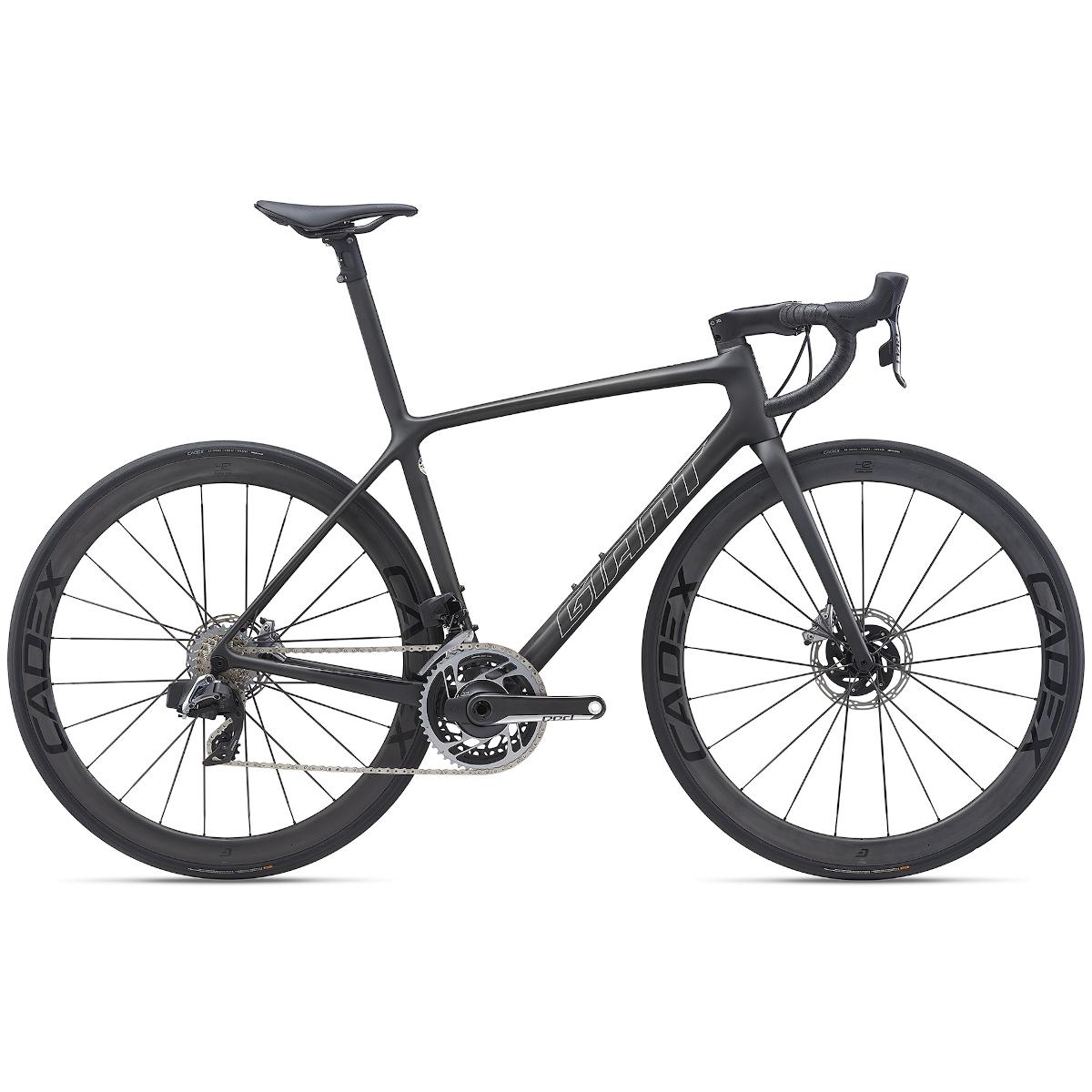 Giant TCR Advanced SL Disc SRAM RED eTap AXS Carbon - Bicicleta Carretera - 2021 - raw carbon
