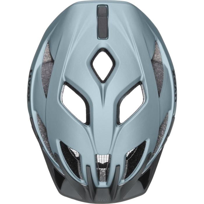 Image of Uvex active cc Helmet - spaceblue mat