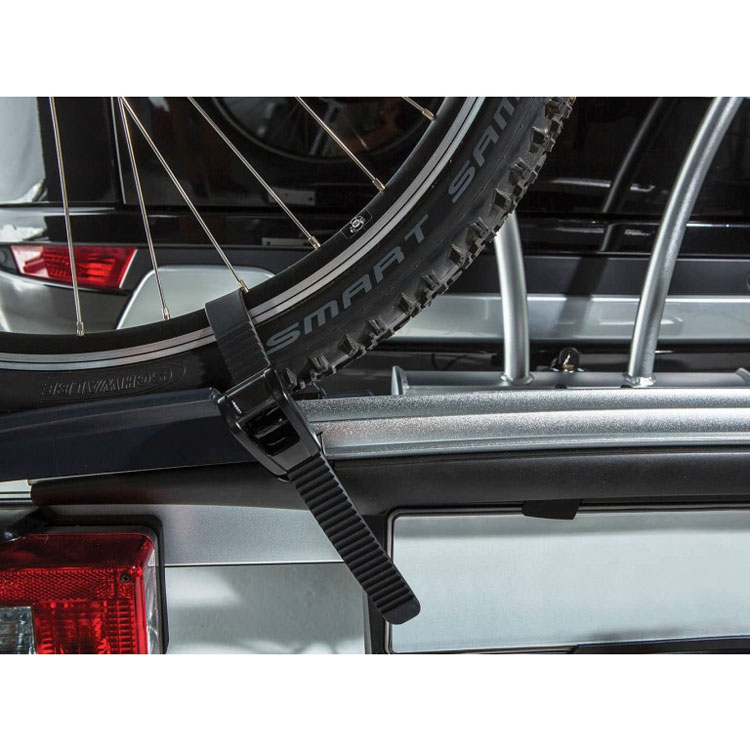 Image of Yakima JustClick 2 Bike Carrier for two bikes