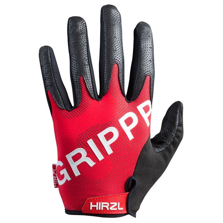 Hirzl Grippp Tour FF 2.0 Full Finger Gloves - Red