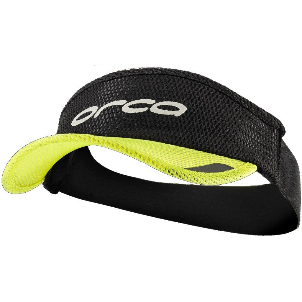 Produktbild von Orca Triathlon Flex-Fit Visor - neon yellow
