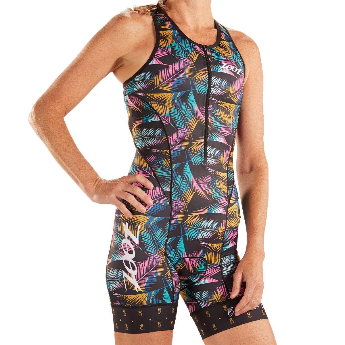 Image of ZOOT W LTD Tri Women's Racesuit - ali'i 19