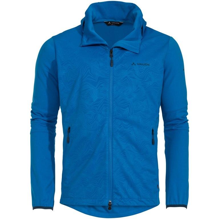 Bild von Vaude Men's Croz Softshell Jacket - radiate blue