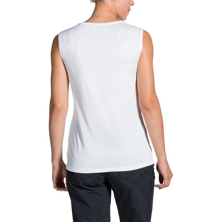 Bild von Vaude Essential Damen Top - white