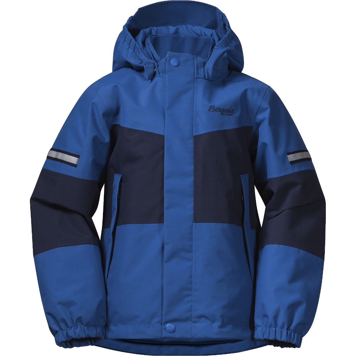 Bergans Lilletind Insulated Kids Jacket - classic blue/navy