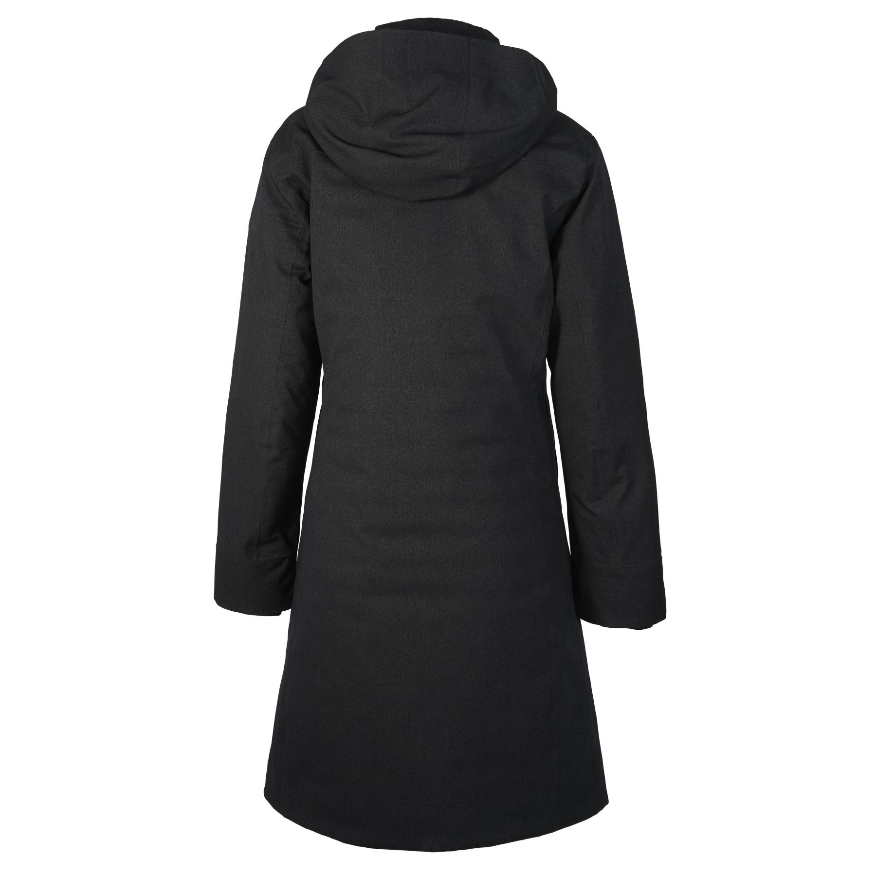 Bild von Yeti Damen Tana Eleganter Daunenmantel - schwarz