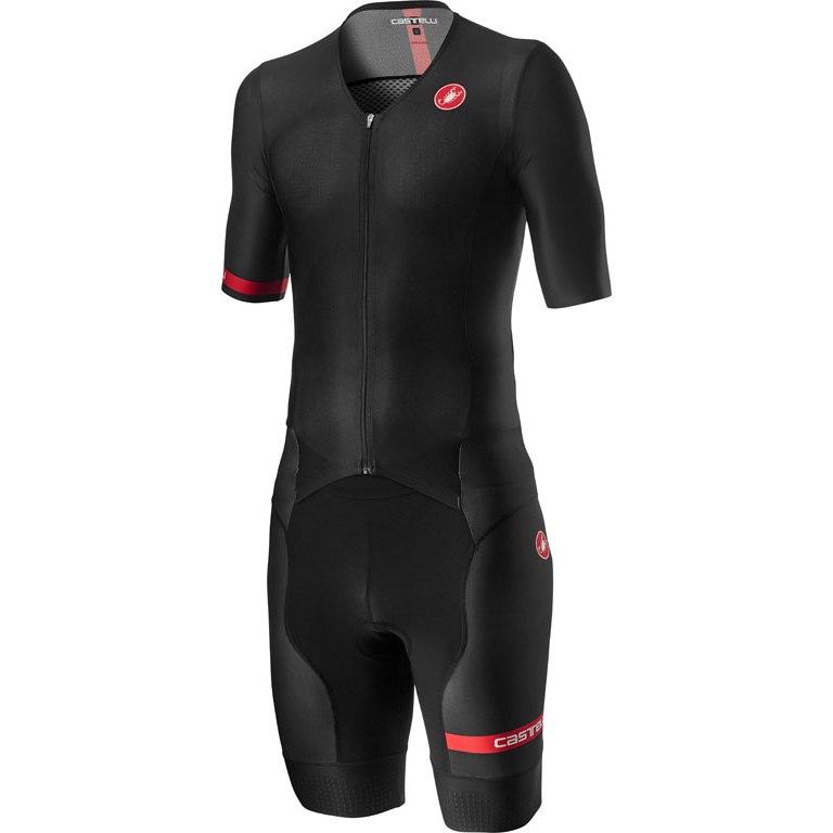 Castelli Free Sanremo 2 Suit Short Sleeve - black 010