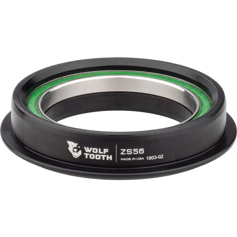 Wolf Tooth Precision ZS Steuersatz Unterteil - ZS56/40 - schwarz