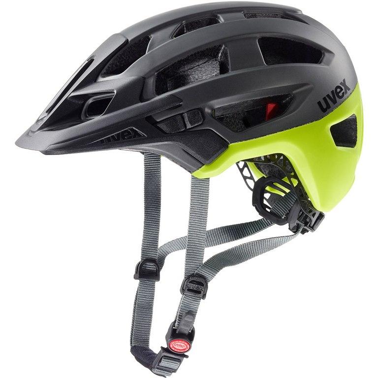 Uvex finale 2.0 Helmet - grey neon mat