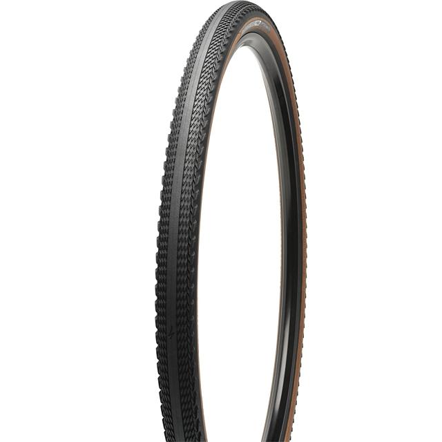 Specialized Pathfinder Pro 2Bliss Ready Gravel Folding Tire 38-622 Inch - Tan Sidewalls