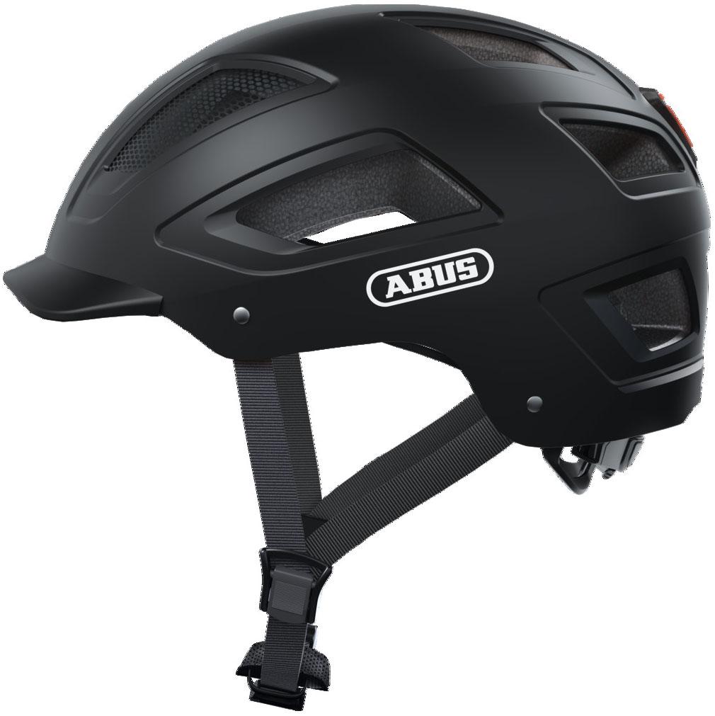 ABUS Hyban 2.0 Casco - velvet black