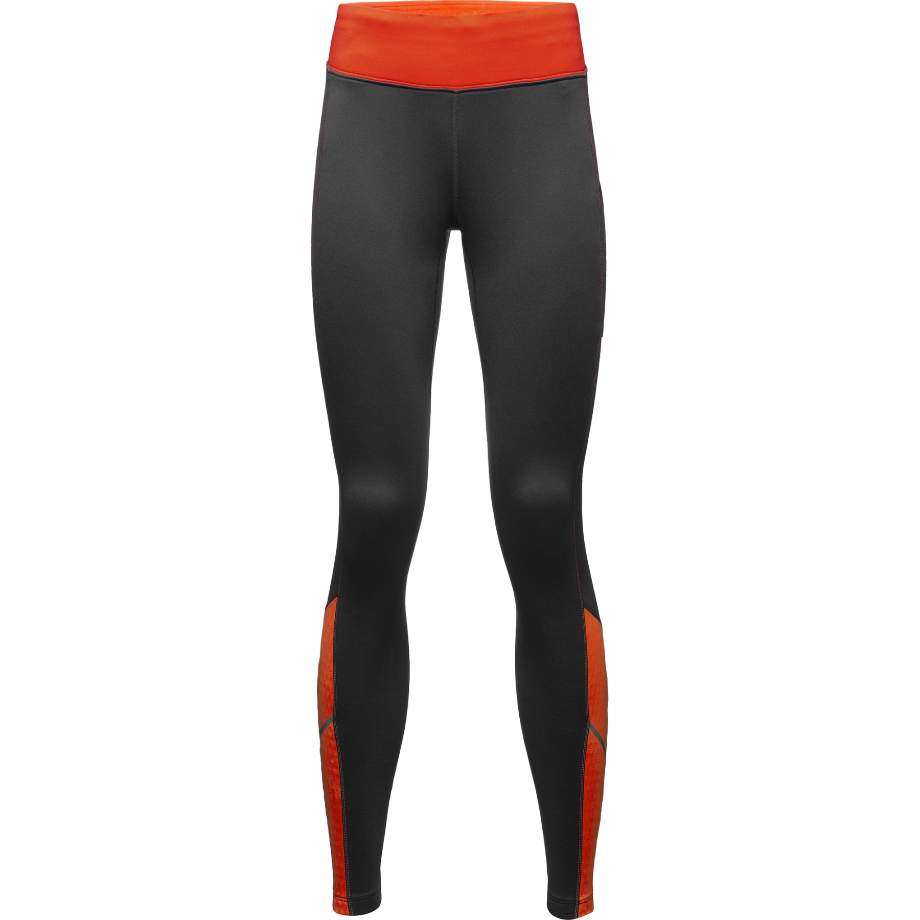 GORE Wear R3 Thermo Tights for Women - black/fireball 99AY
