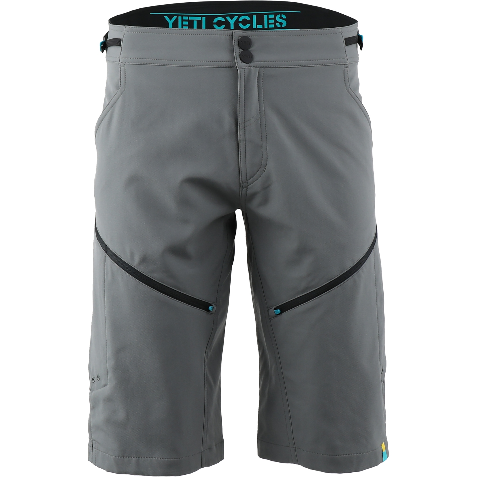 Yeti Cycles Freeland 2.0 Shorts - Gunmetal