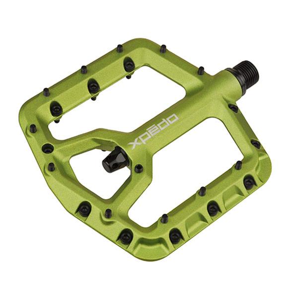 Bild von Xpedo Trident Pedal - limette