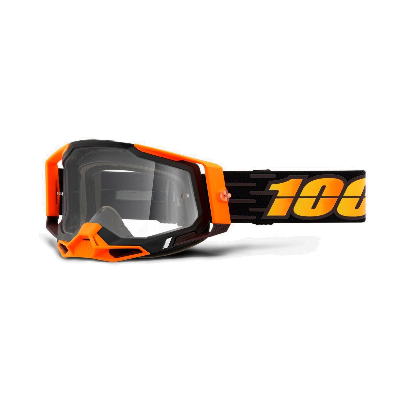Imagen de 100% Racecraft 2 Goggle Mirror Lens Gafas - Costume 2