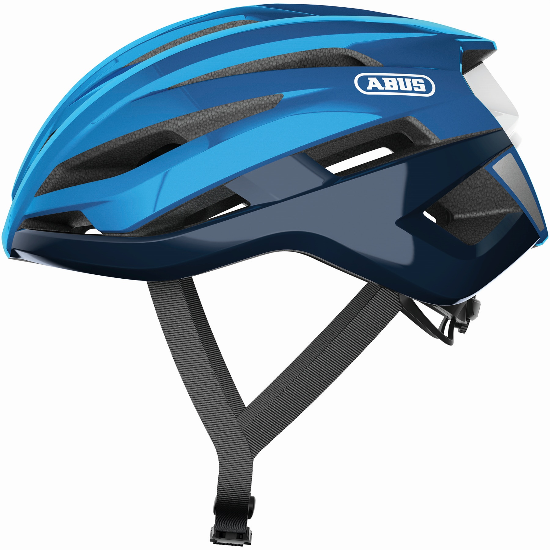 ABUS StormChaser Casco Carretera - steel blue