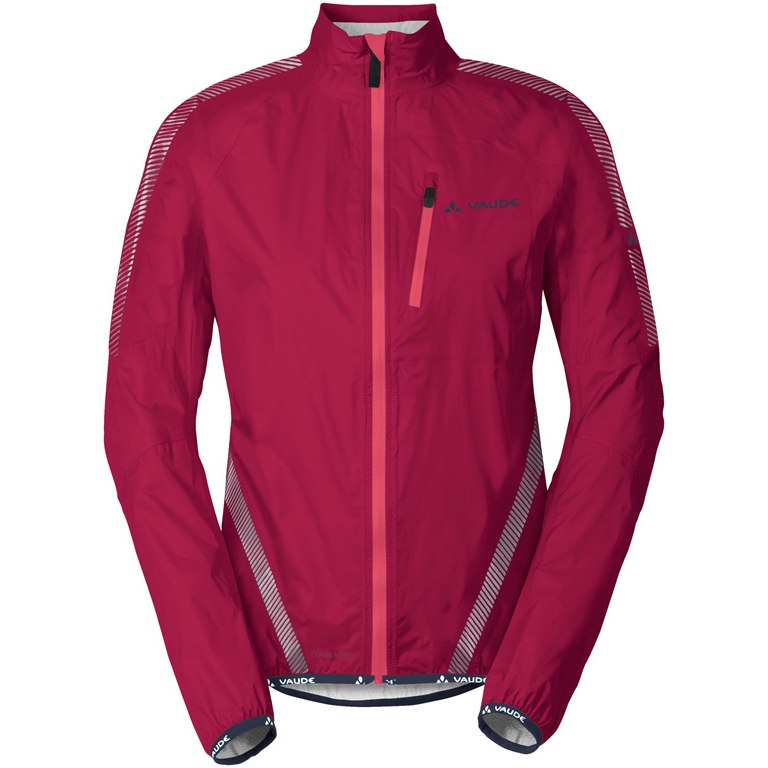 Vaude Women's Luminum Performance Jacket - crimson red