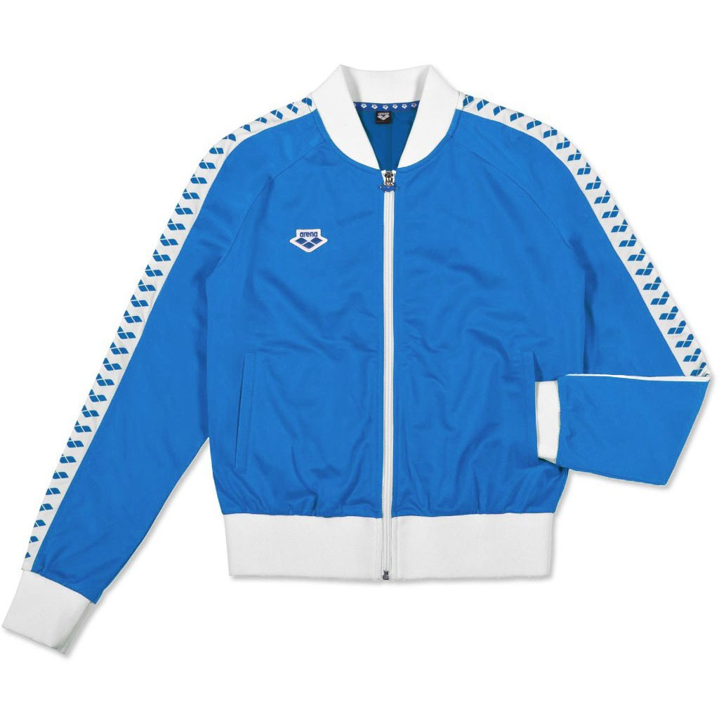 Image of arena Relax IV Team Women's Jacket - roy-white