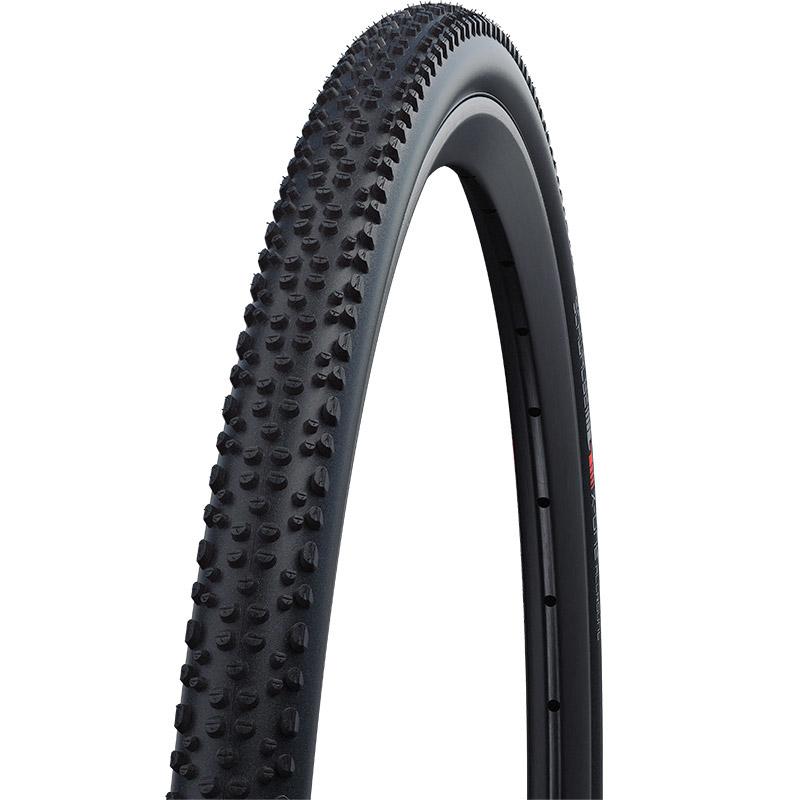 Schwalbe X-One Allround Folding Tire - Evolution - Super Ground - Addix SpeedGrip - TLE - 35-622