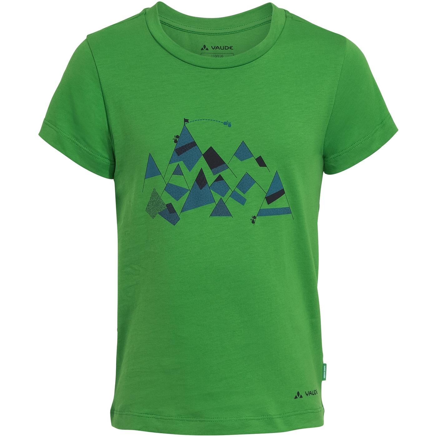 Vaude Kids Lezza T-Shirt - parrot green