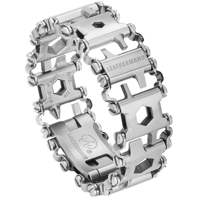 Leatherman Tread 29-in-1 Multi-Tool Stainless Wrist-band