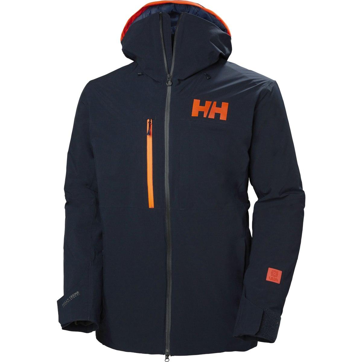 Helly Hansen Firsttrack Lifaloft Jacket - navy