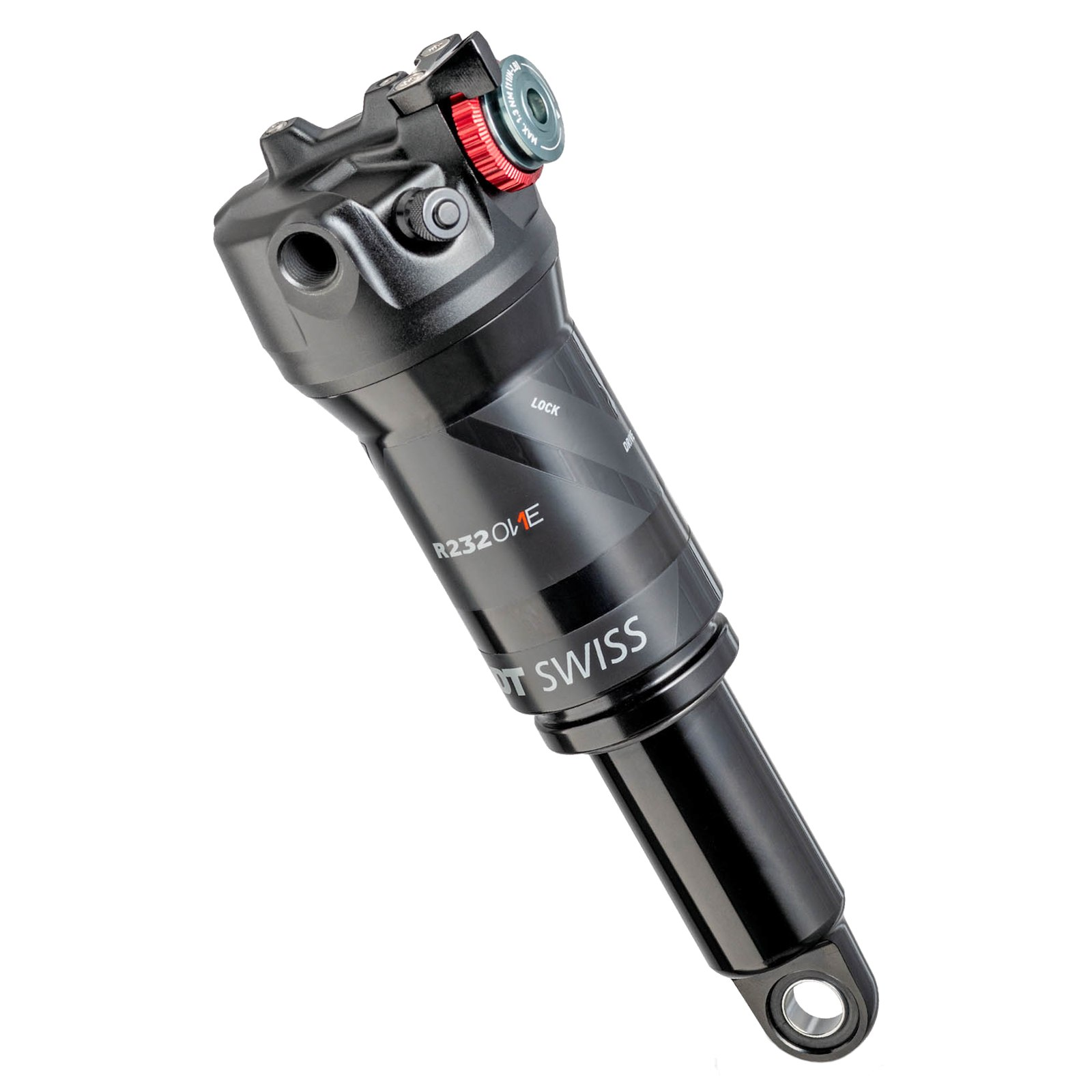 DT Swiss R 232 ONE Rear Shock - Remote 2-in-1 - Trunnion