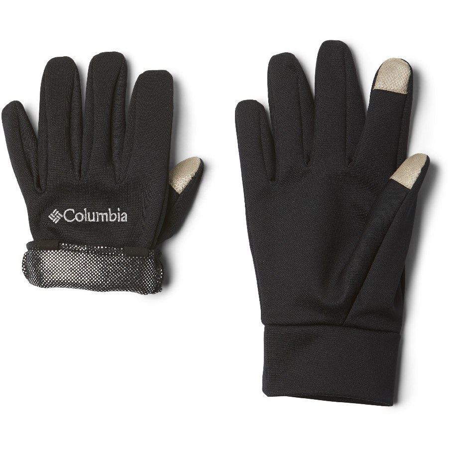 Image of Columbia Omni-Heat Touch Liner Gloves - Black