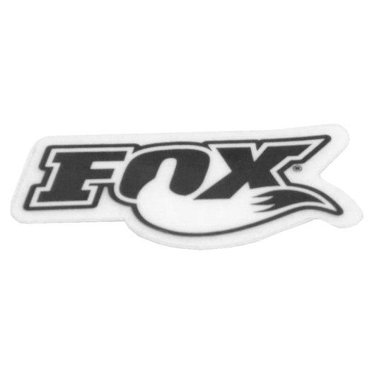 Foto de FOX Racing Shox Logo Decal - 3.8x2cm