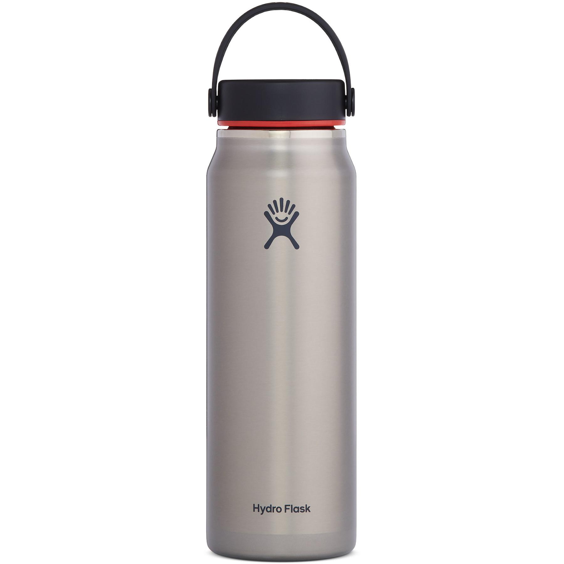 Produktbild von Hydro Flask 32 oz Lightweight Wide Mouth Trail Series Thermoflasche 946 ml - Slate