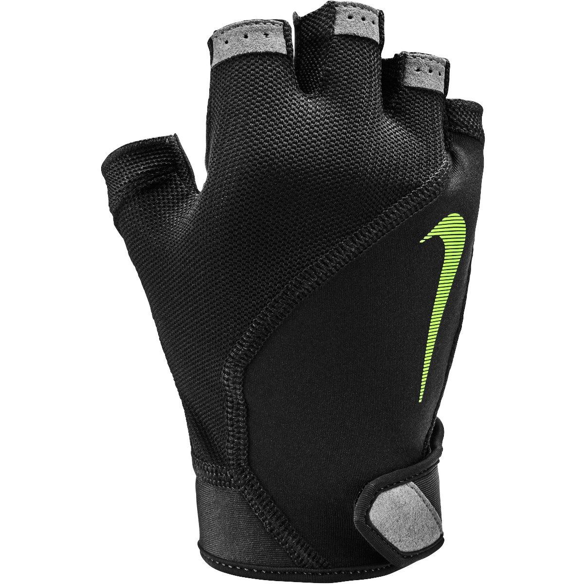 Foto de Nike Elemental Fitness Guantes para hombres - black/dark grey/black/volt 055