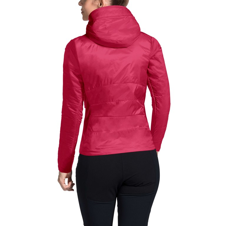 Image of Vaude Women's Freney Jacket IV - cranberry
