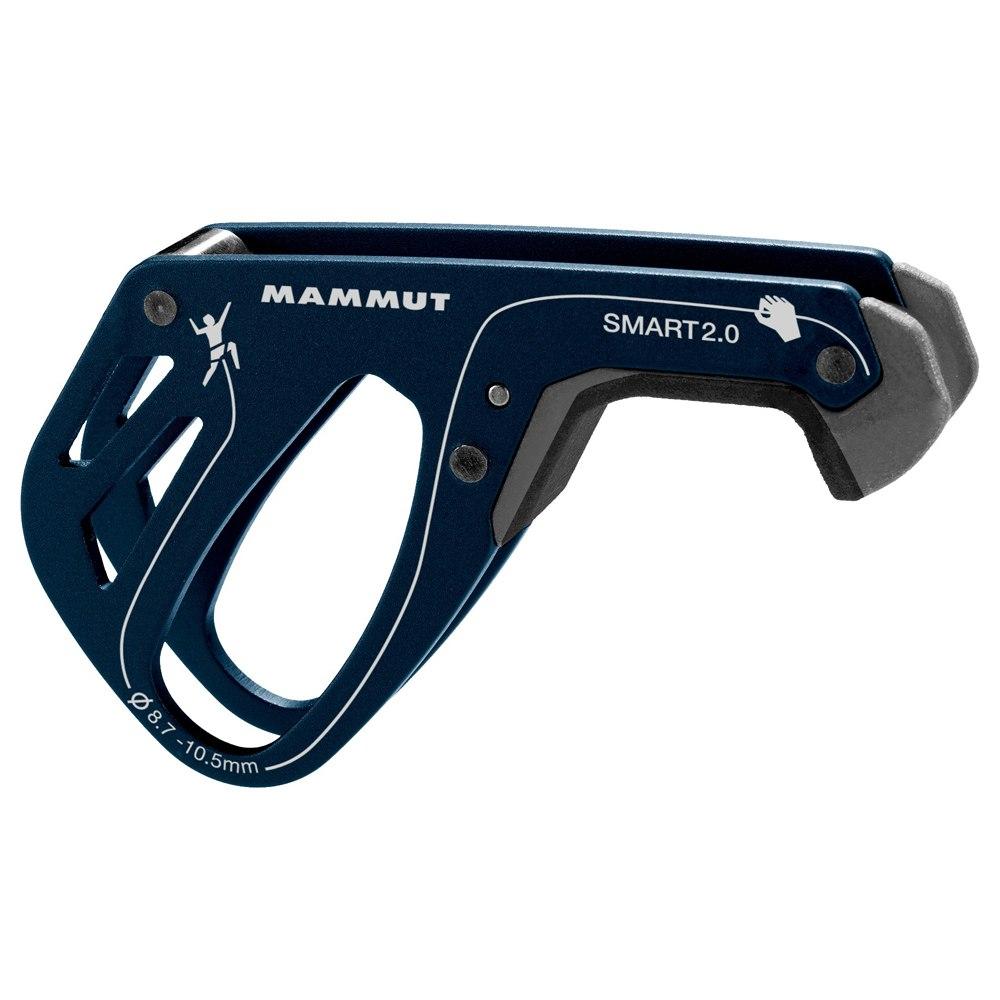 Mammut Smart 2.0 Belay Device - dark ultramarine