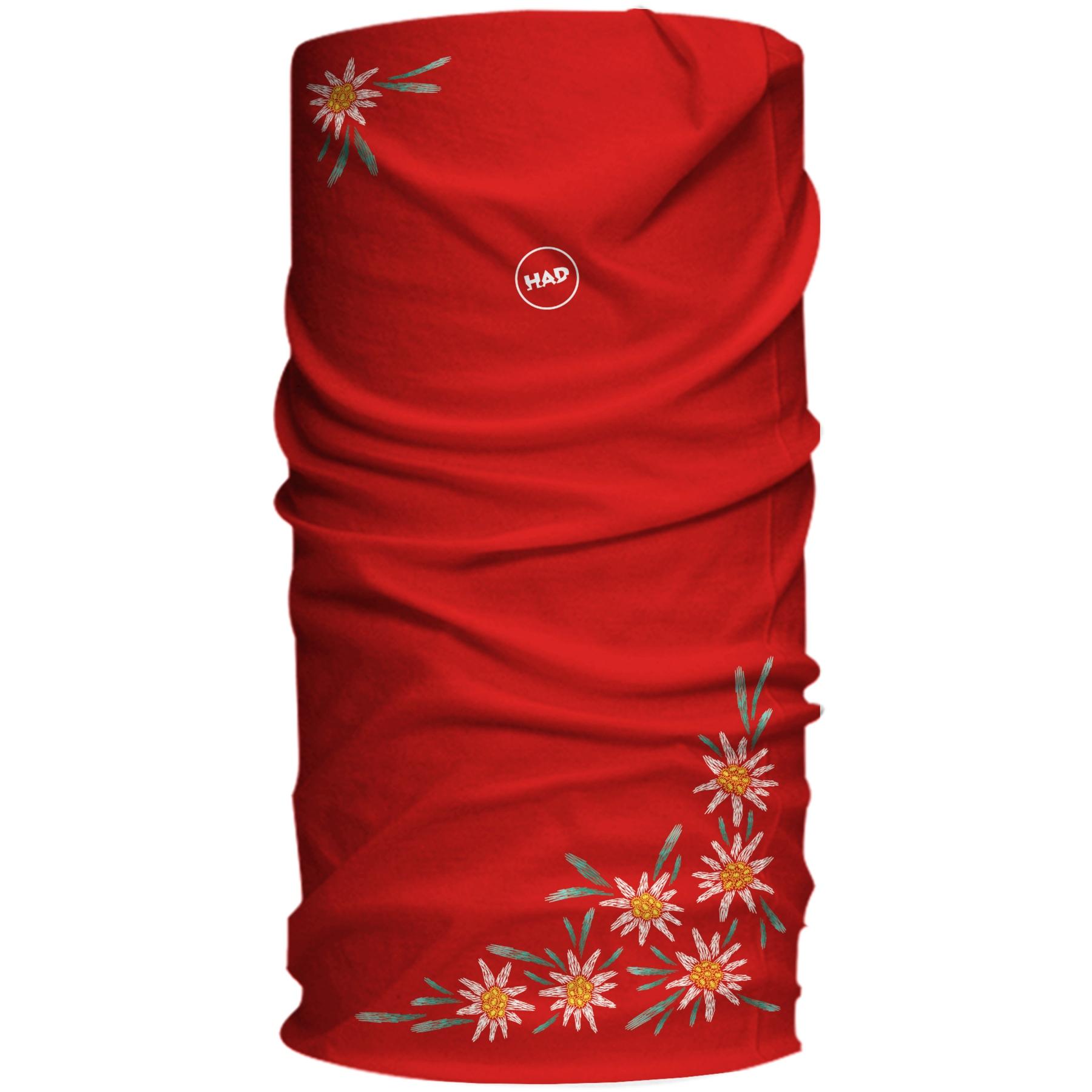 HAD Original Multifunctional Cloth - Stella Alpina Red