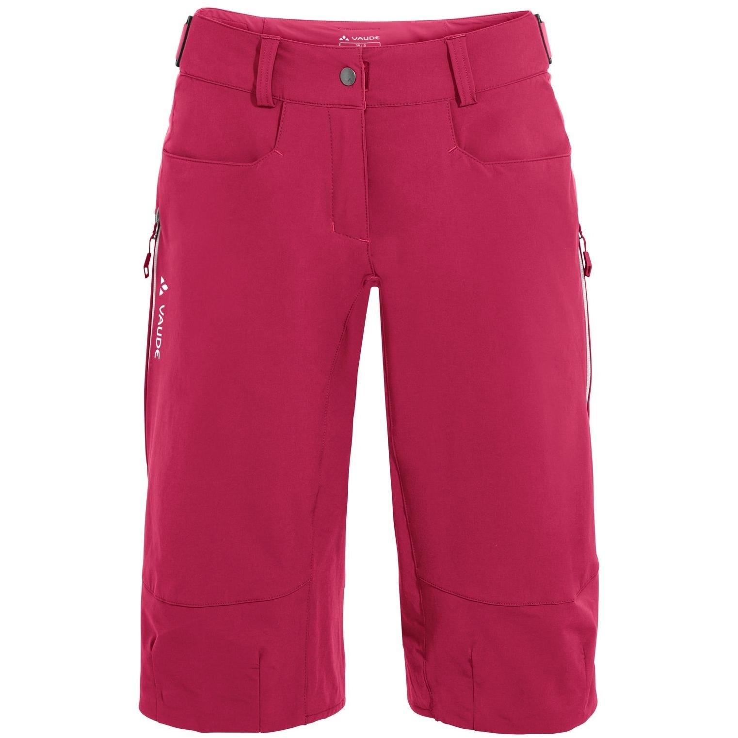 Vaude Moab IV Damen-Shorts - crimson red