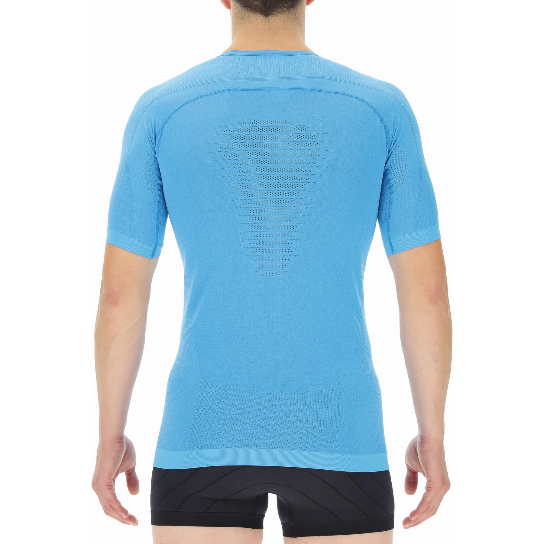 Bild von UYN Energyon Herren Kurzärmliges Unterhemd - Classic Blue