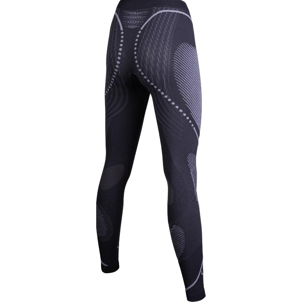 Image of UYN Evolutyon Underwear Pants Women - Charcoal/White/Light Grey