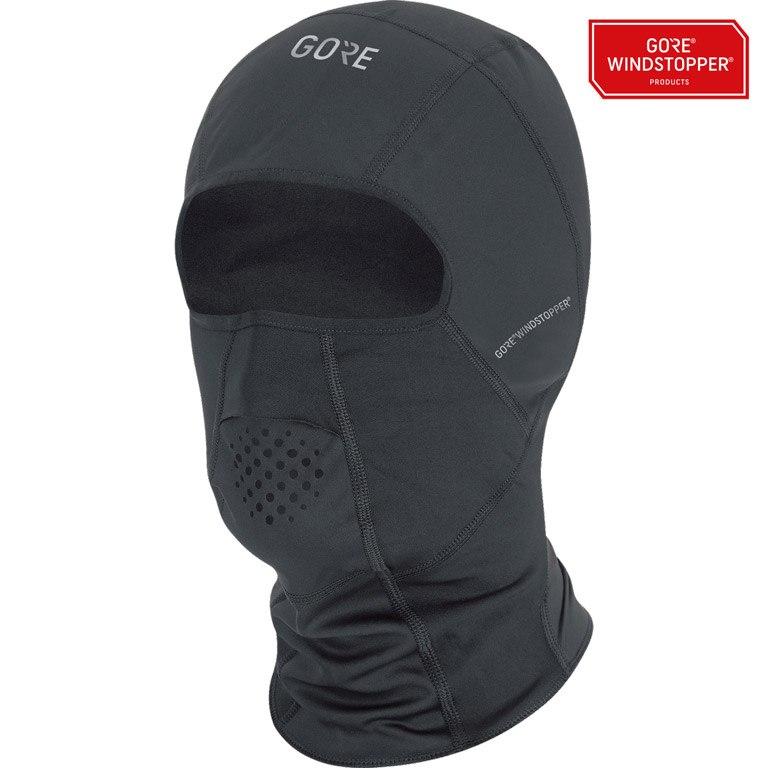 Produktbild von GORE Wear M GORE® WINDSTOPPER® Balaclava - black 9900