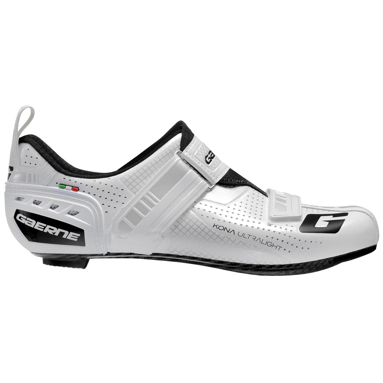 Produktbild von Gaerne Carbon G.KONA Triathlon Road Rennradschuh - White